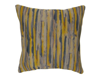 Small Cushion, Watercolour Stripe