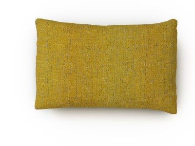 Rectangle Cushion, Sunflower Meadow, Tweedy Weave