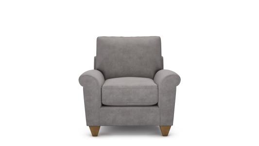Chloe, 3 Seater Sofa, Family Friendly Basket Weave - Wolf Paw