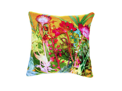 Botanical Tropical Cushion Fabric