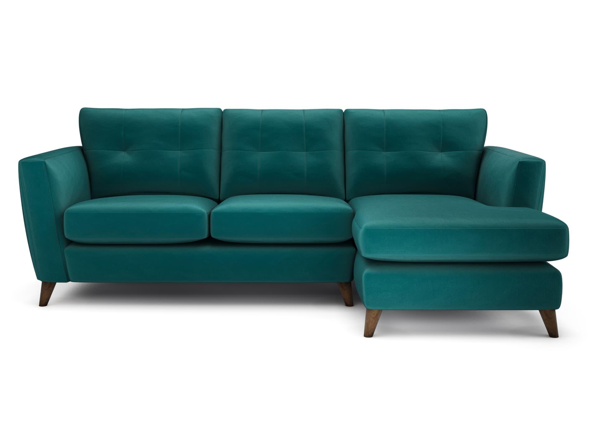 Holly Velvet Sofa