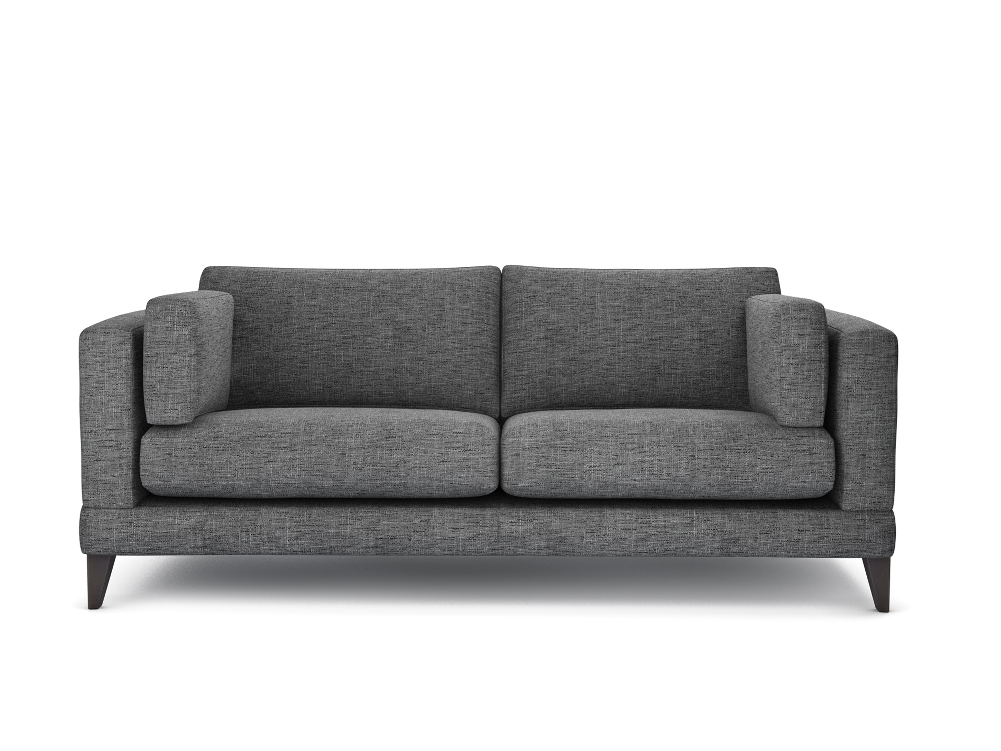 Mallory Grey Sofa