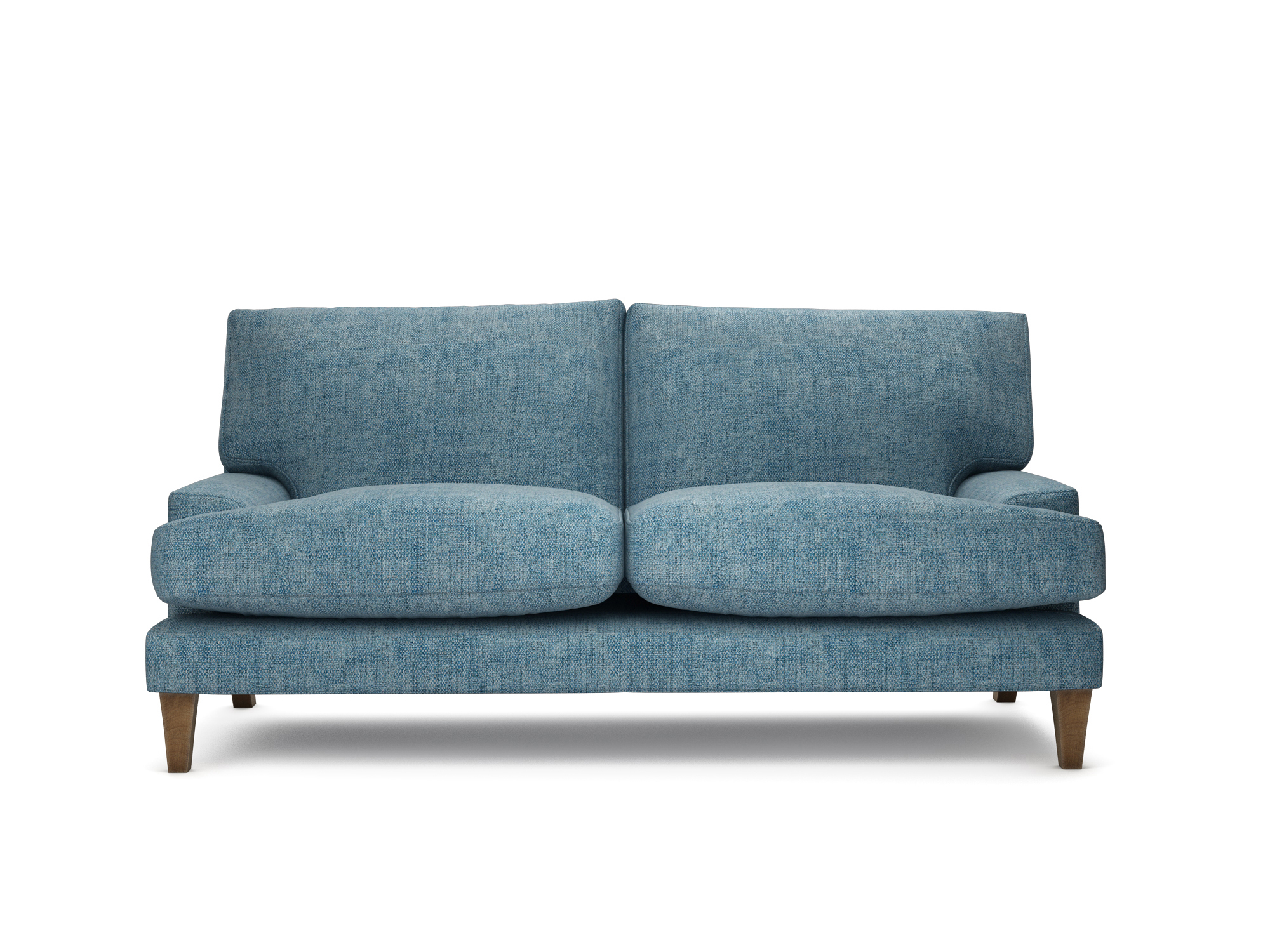 Poppy Blue Sofa