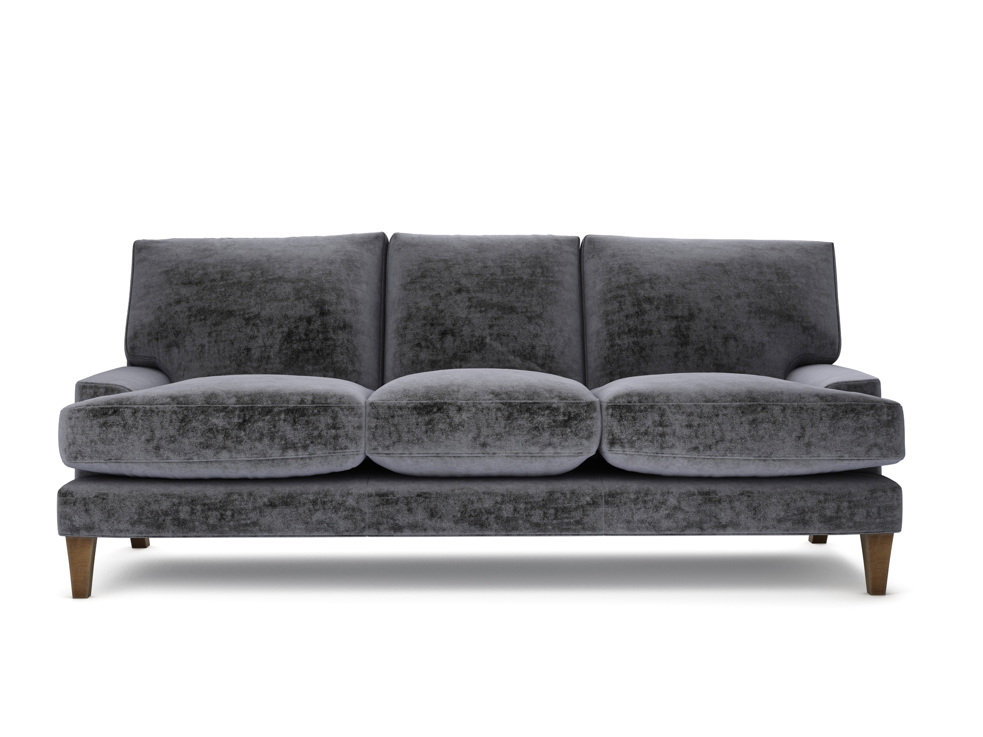 Poppy Grey Sofa