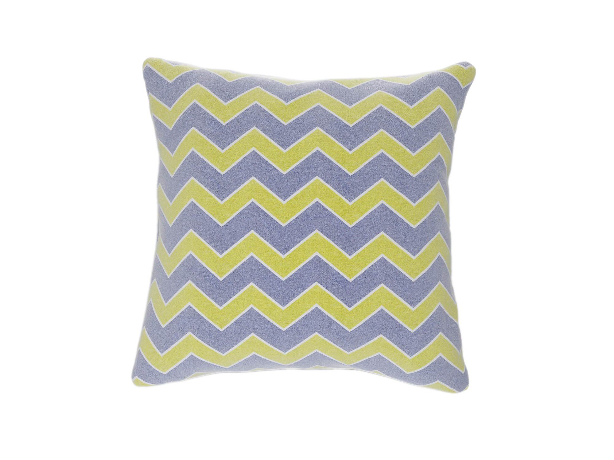 Designer Cushion, Small Square, Geometric Flamestitch