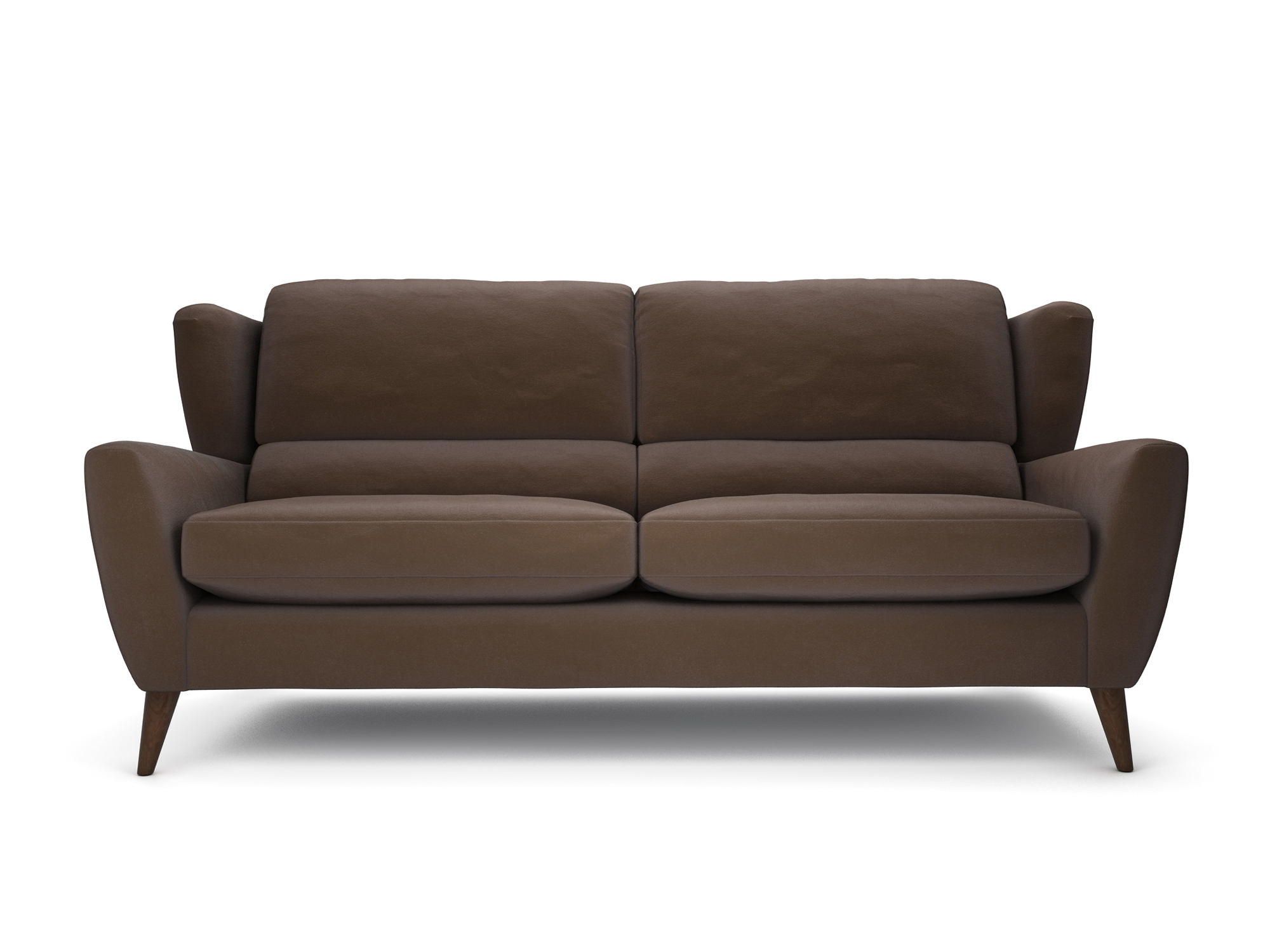 Florence Brown Sofa