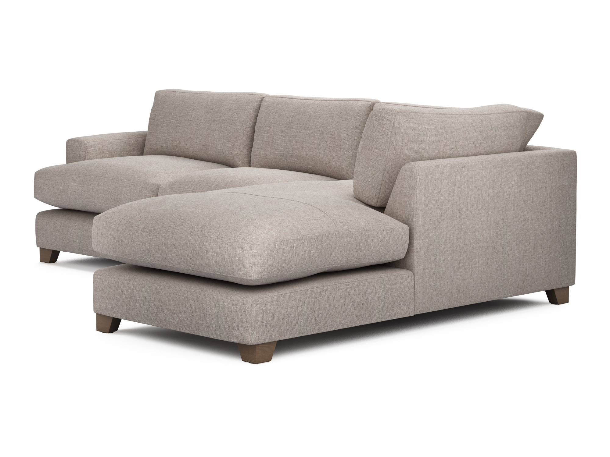 Lola Brown Sofa