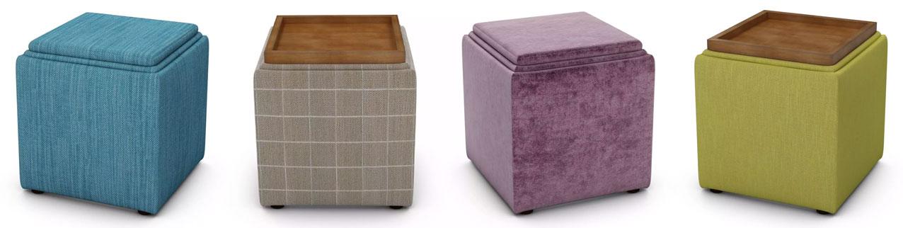 Taylor Storage Footstools