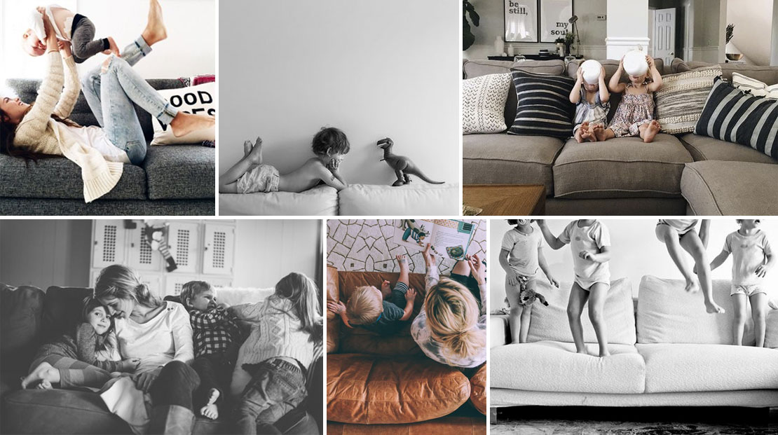 Family Sofa