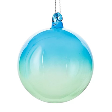 Turquoise Blue Christmas