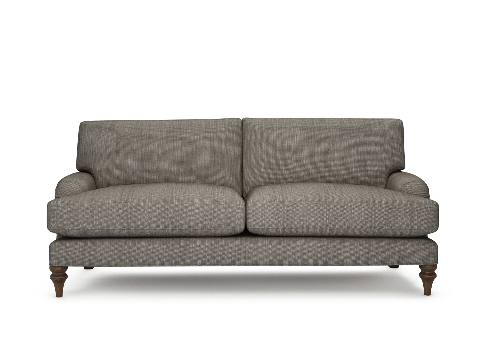 Rose Brown Sofa