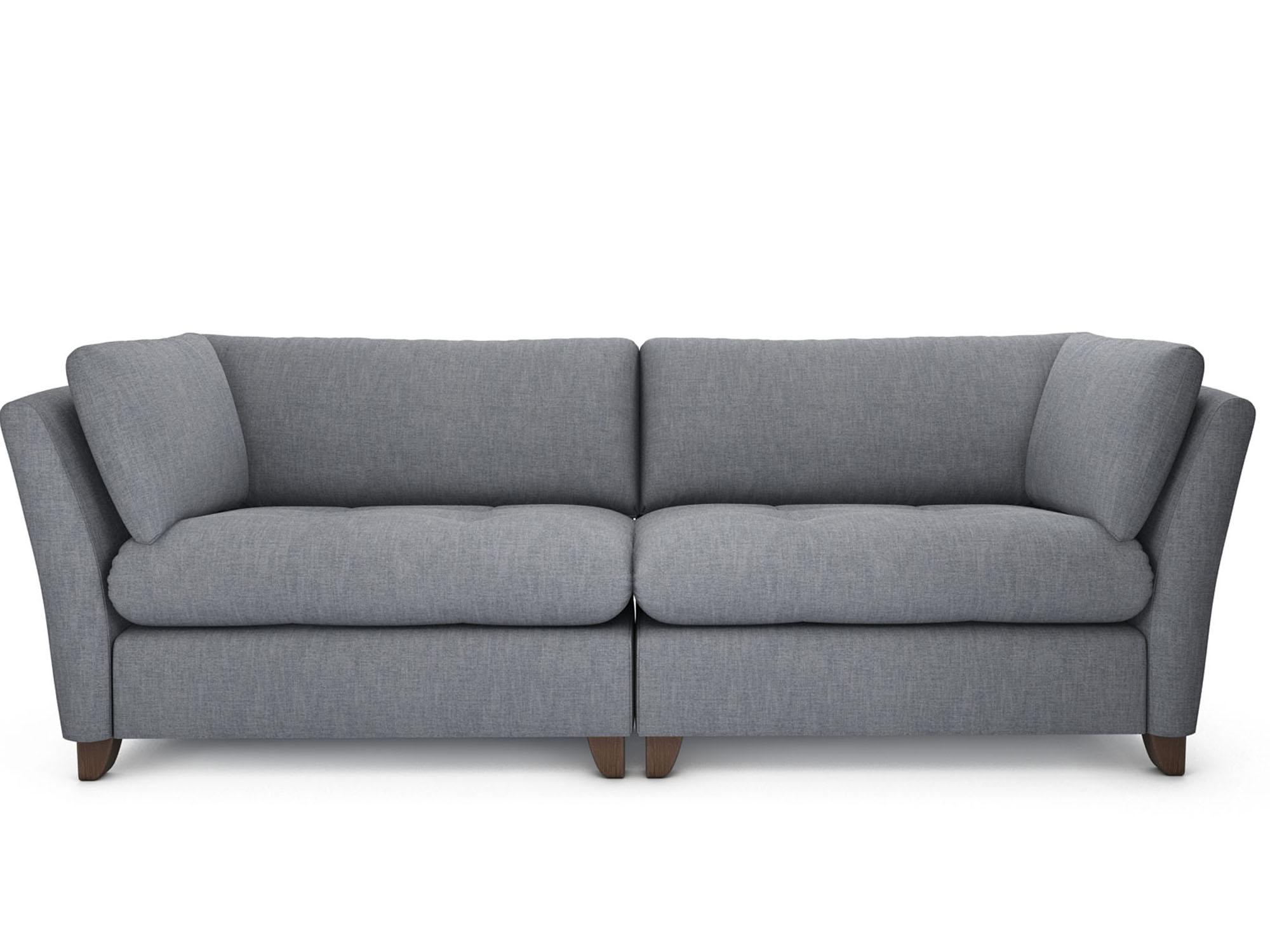 Violet Grey Sofa