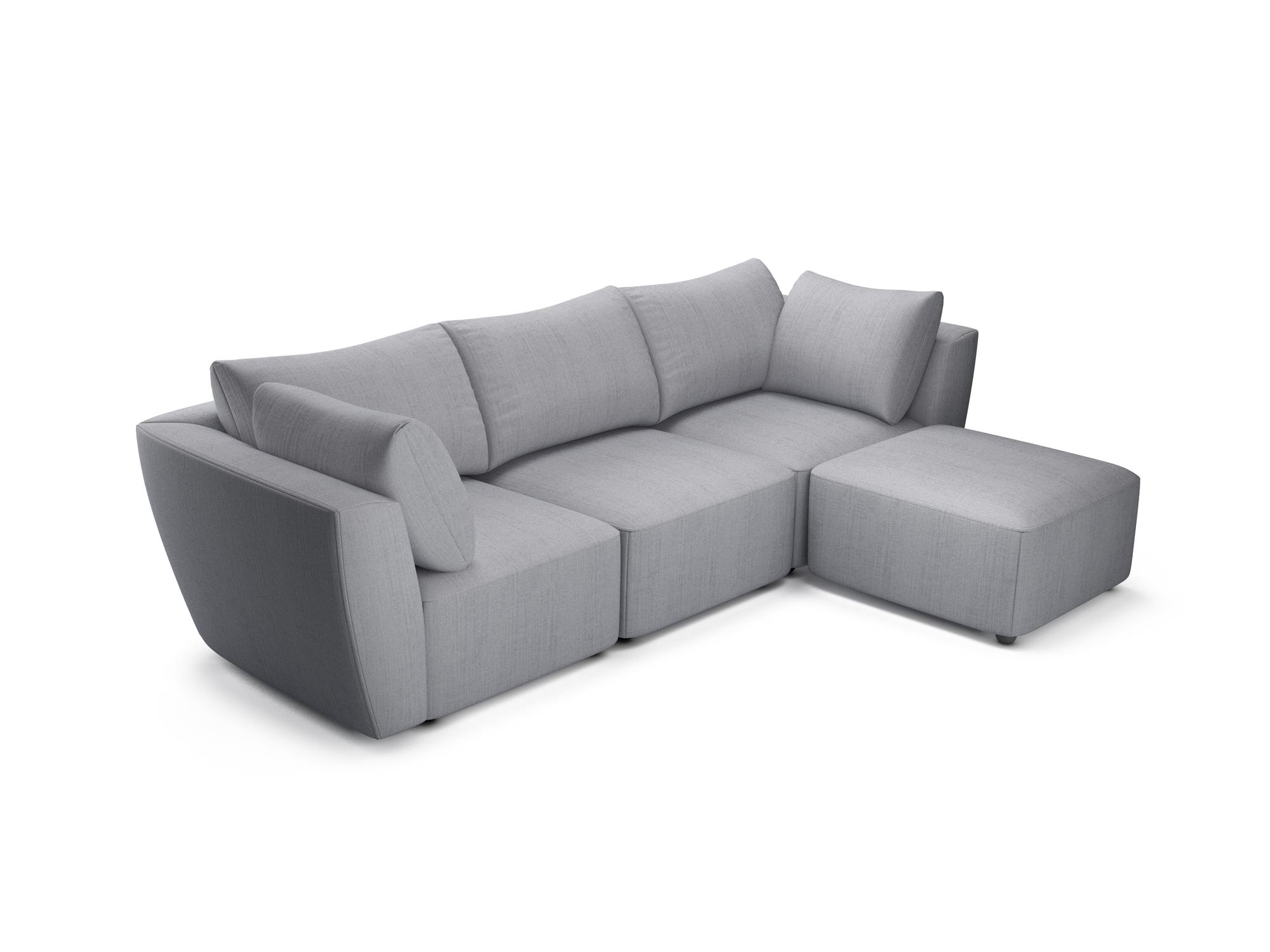 Lottie Grey Sofa