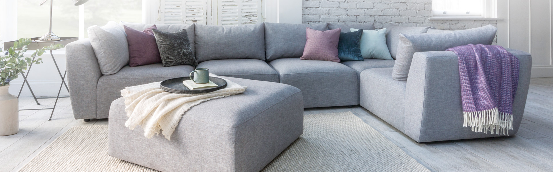 The Lounge Co. Lottie Sofa