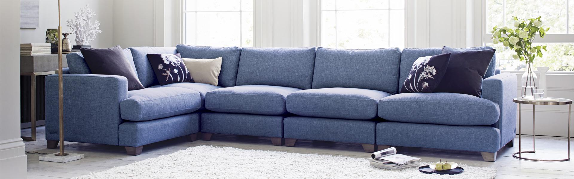 Lola Modular Sofa Range