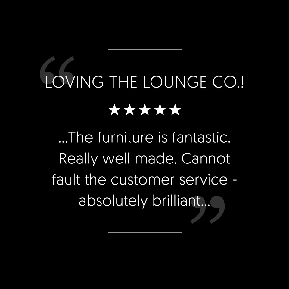 TrustPilot Review for The Lounge Co.