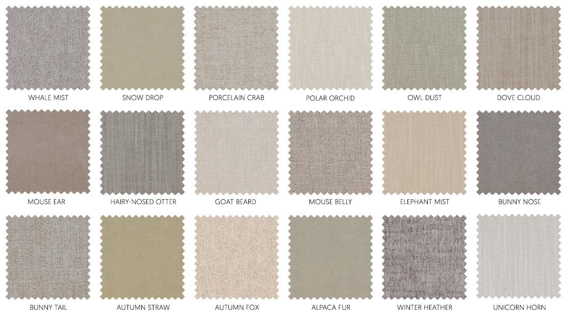 Neutral Fabrics