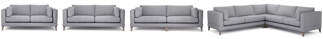 The Lounge Co. Mallory Sofa
