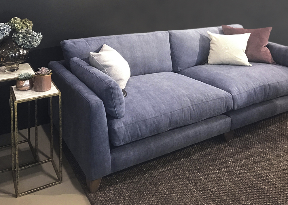 Paloma 4 Seater Sofa in Nordic Dusk