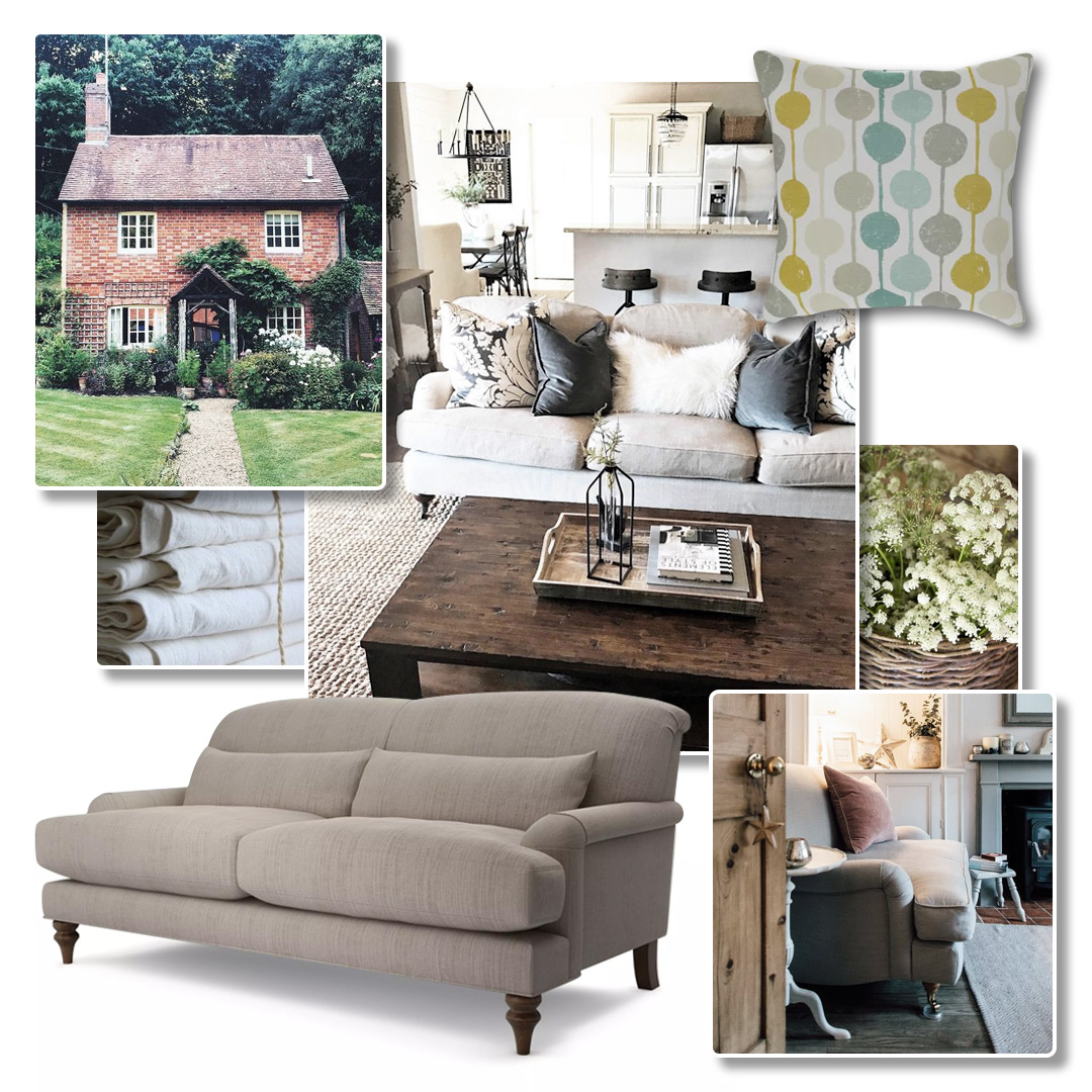 Country Charm Pinterest Board