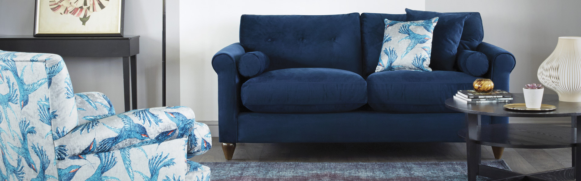 Phoebe Classic Sofa