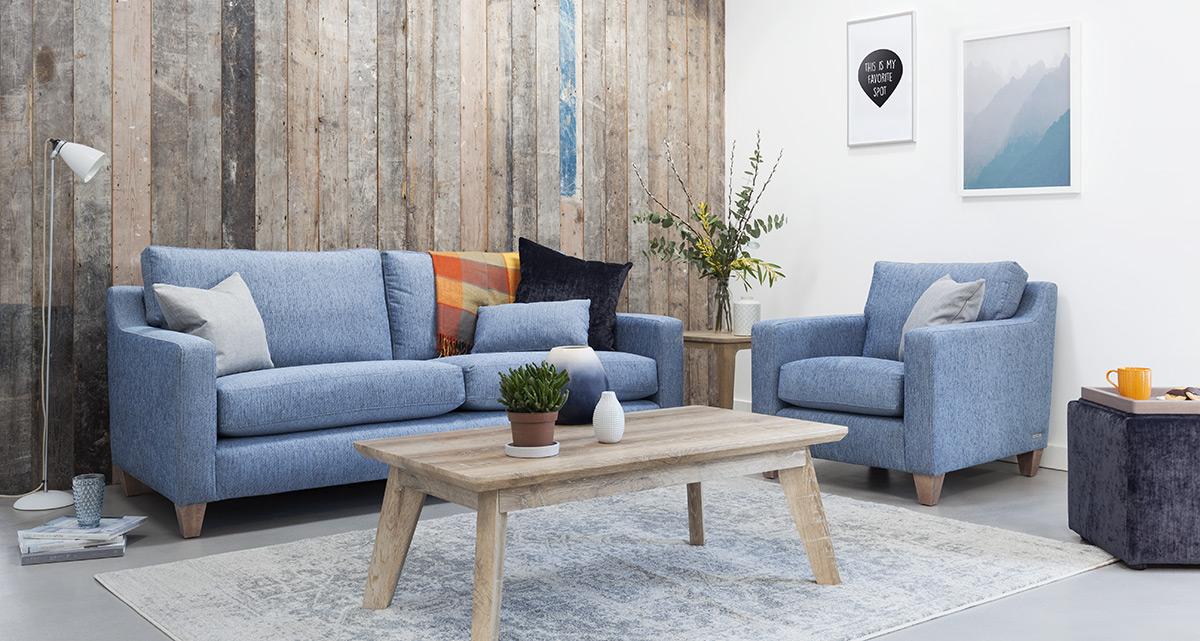 Zoe Modern Sofa Range