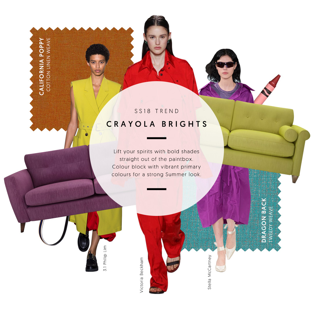 Bright Colours Trend