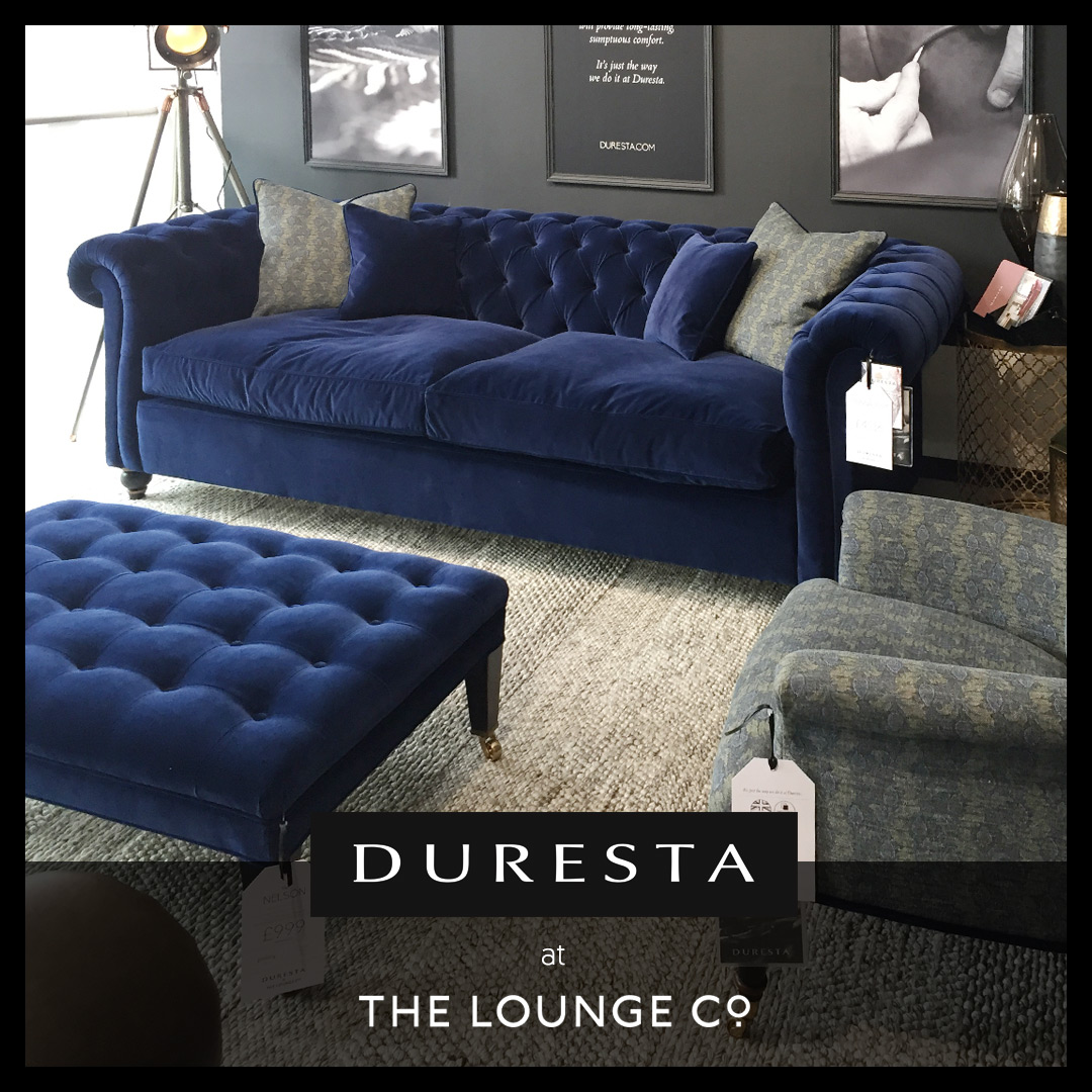 Duresta at The Lounge Co.