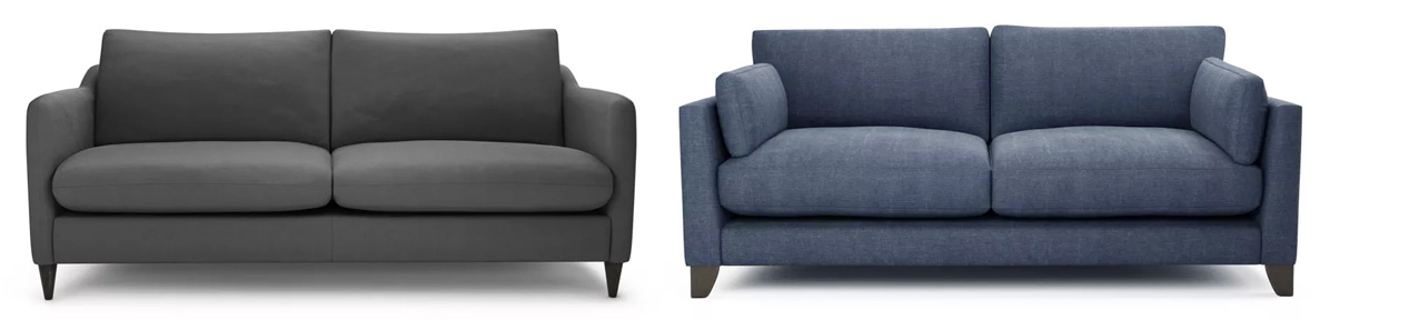 Scandi Inspired Sofas