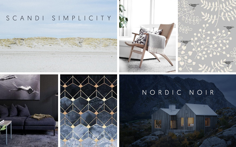 The Two Sides of Scandi Style