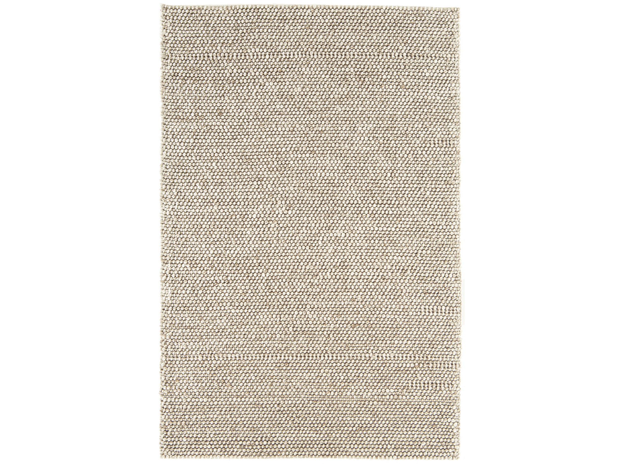 Shoreditch Rug, Cream, Large
