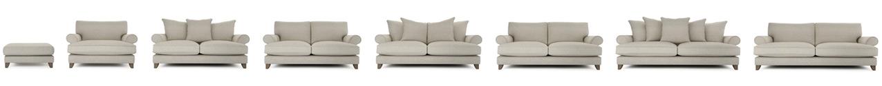 Briony Classic Sofa