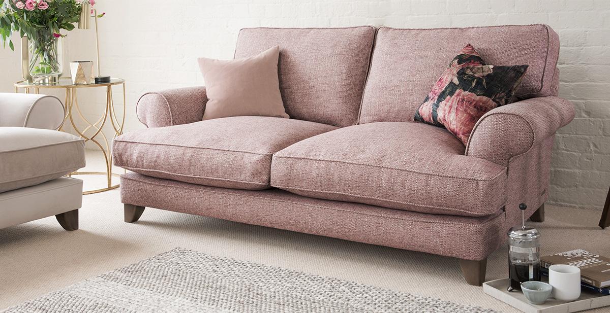 Briony Classic Tweed Sofa