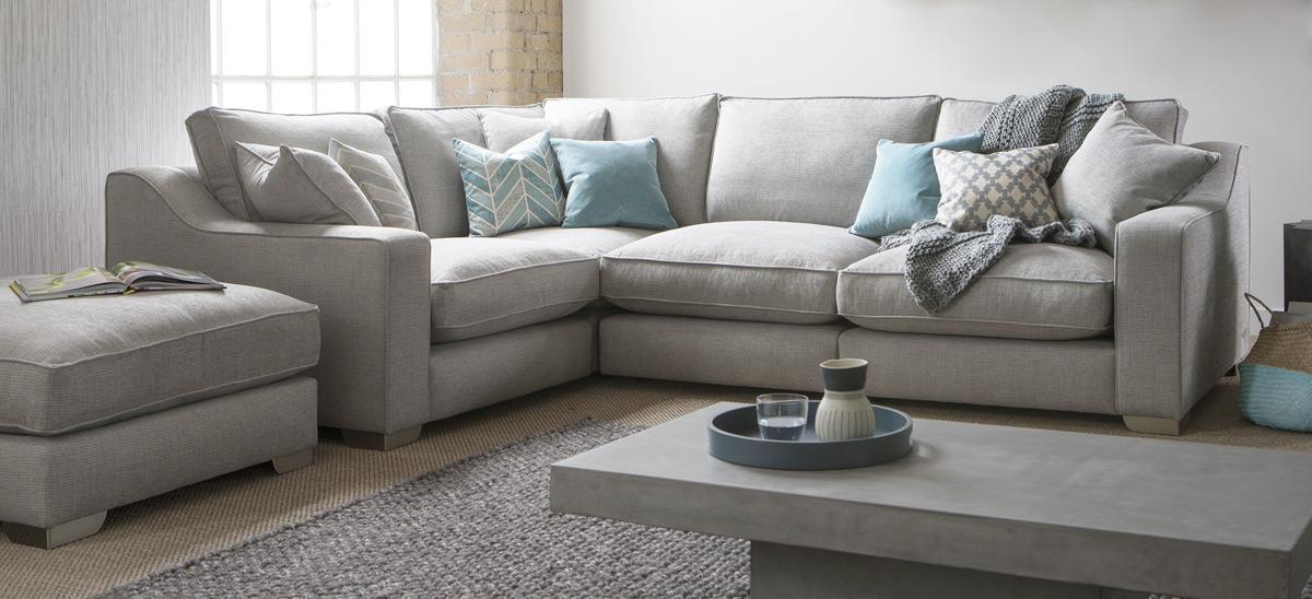 Imogen Grey Modular Sofa
