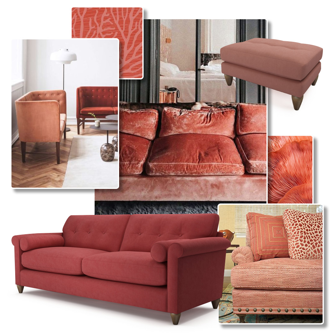 Coral Interiors on Pinterest