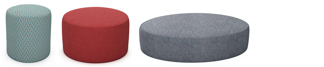 Harrison Footstools