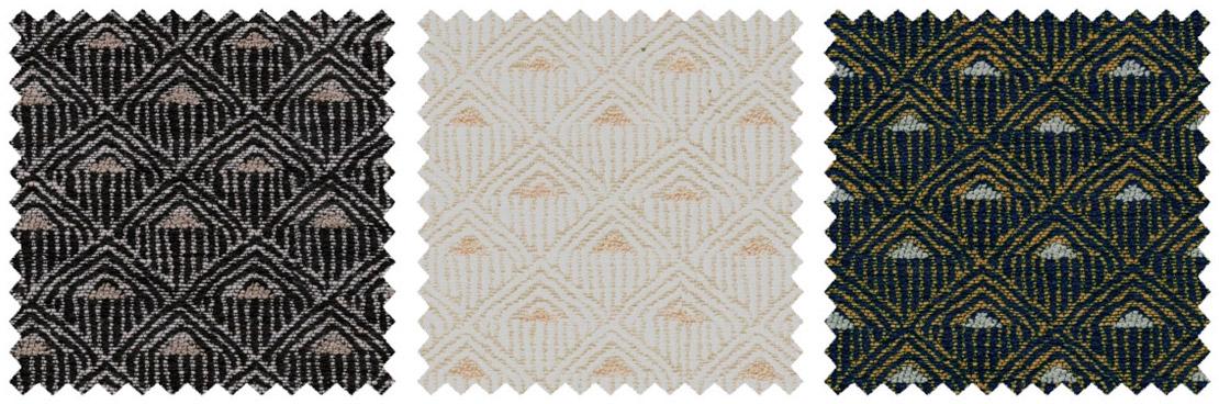 Deco Diamond Accent Fabric