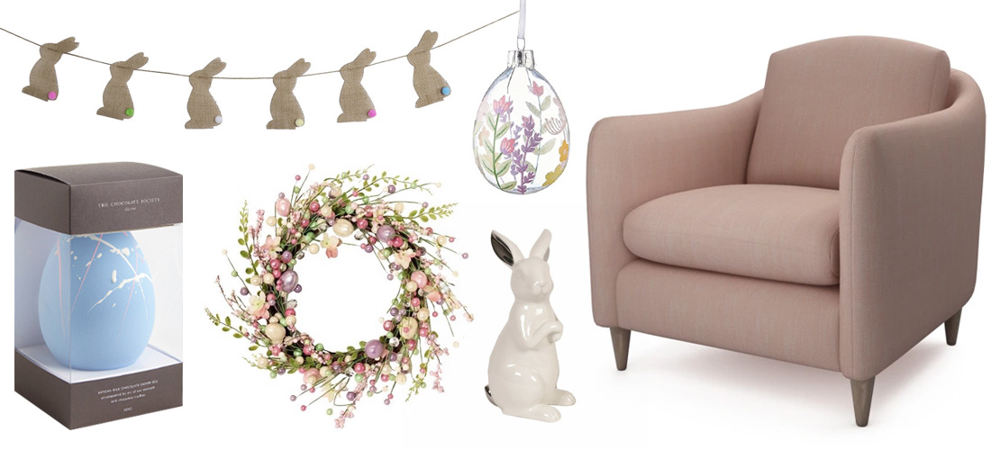 Pastel Easter Decorations