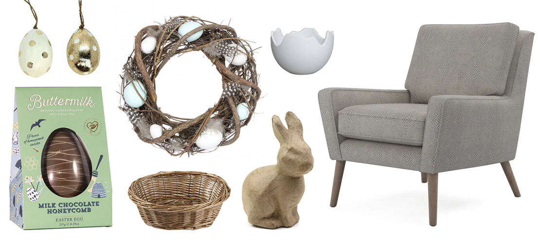 Scandi Easter Decorations