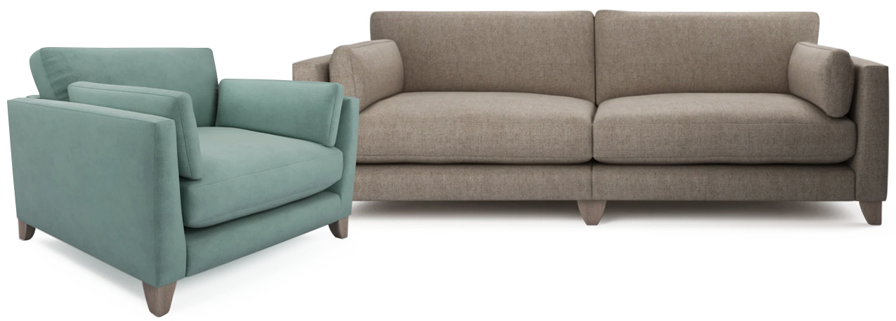 Coastal Chic Sofas