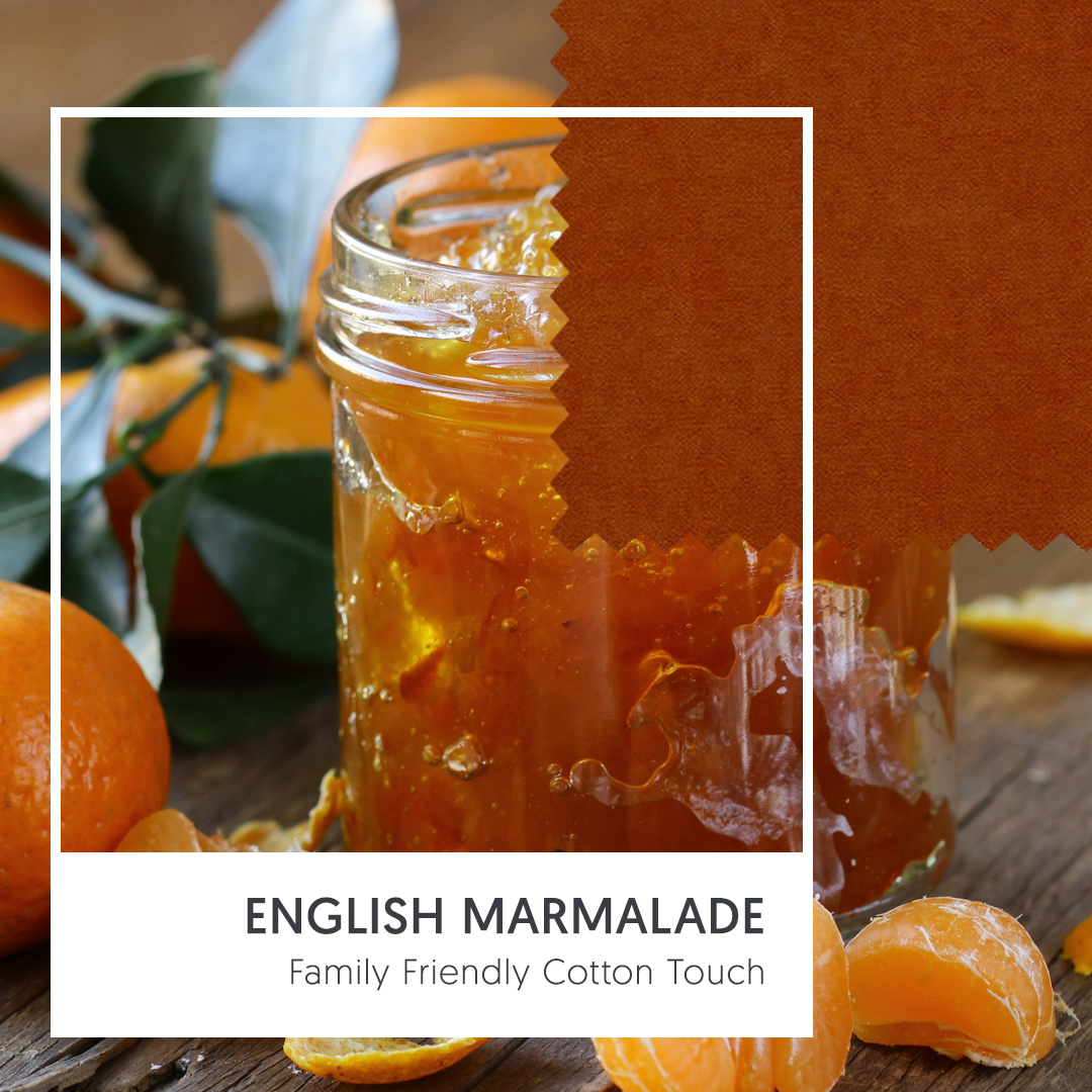 Family Friendly Cotton Touch - English Marmalade