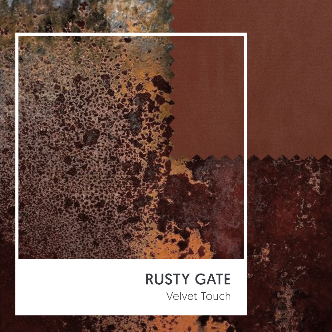 Velvet Touch - Rusty Gate