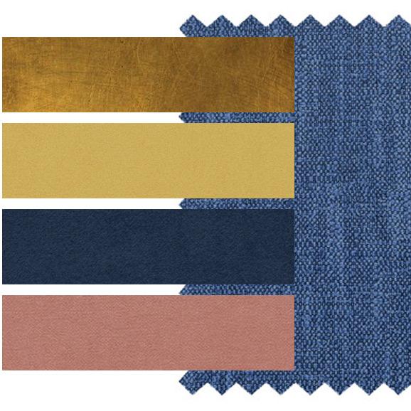 Classic Blue Colour Palette