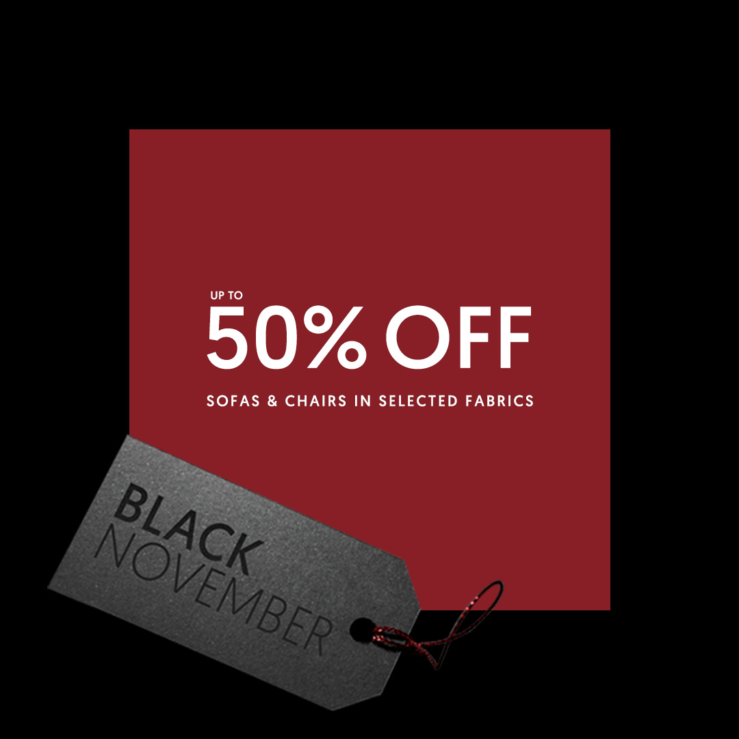 BLACK NOVEMBER - GET UP TO 50% OFF‡