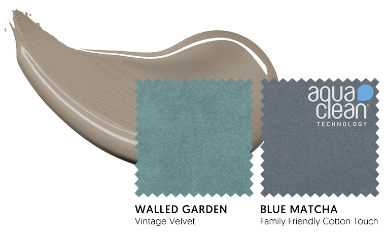 The Lounge Co. Fabrics Swatches