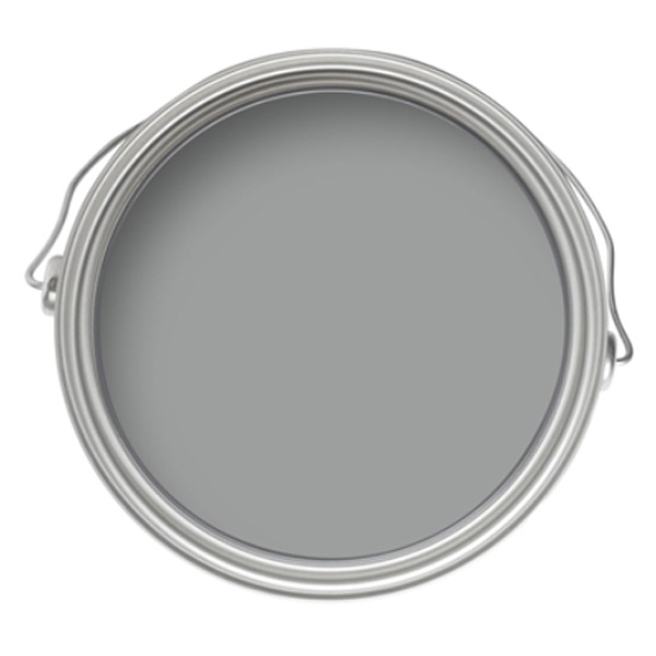 The perfect mid-grey paint - 'Manor House Grey' by Farrow & Ball