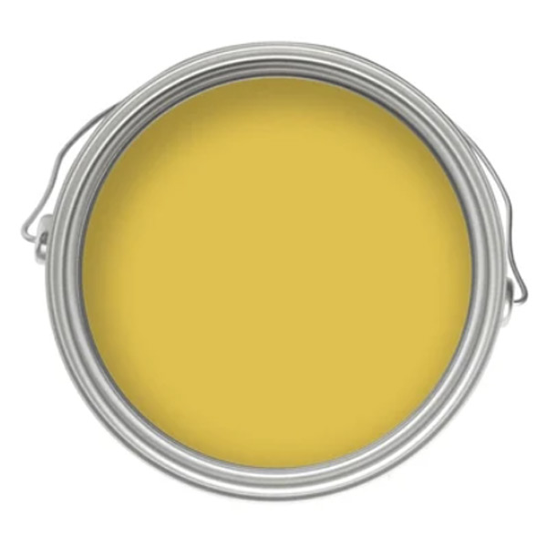 The perfect yellow paint - 'Lamplighter' by Craig & Rose