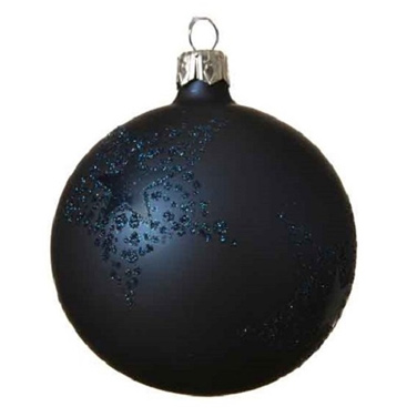 Navy Christmas Bauble