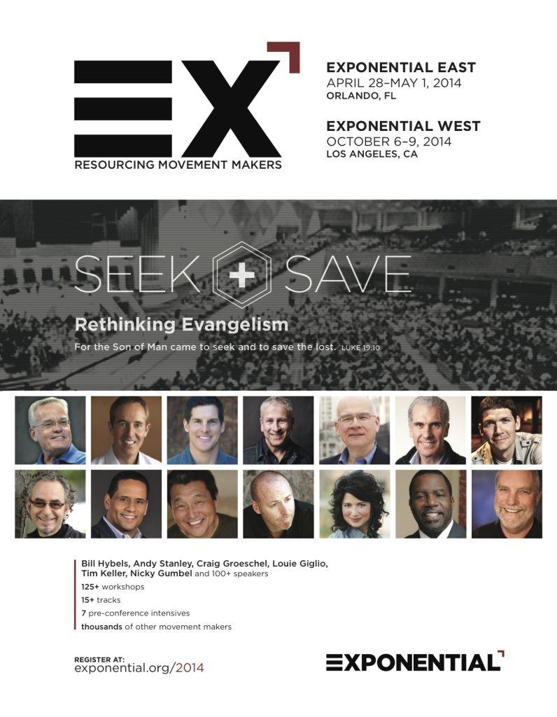 Expo 2014 Flyer