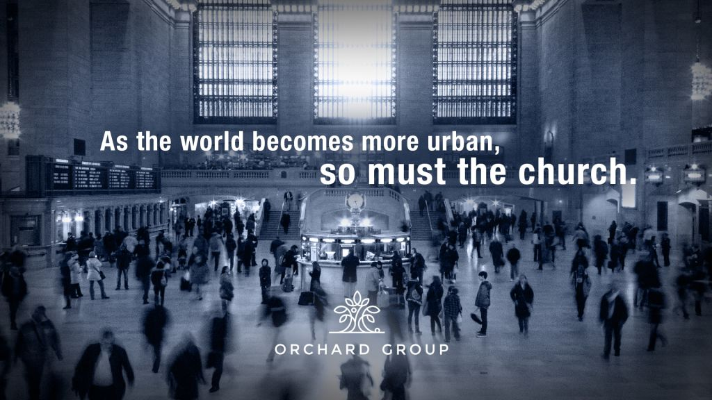 As World Become More Urban